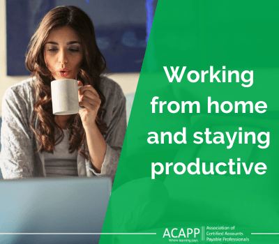 Copy of Working from home and staying productive