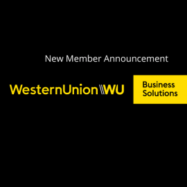Western Union become a member