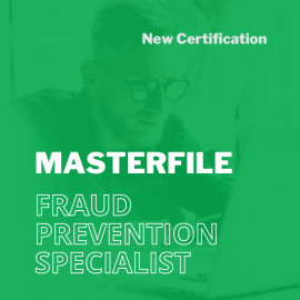 IFOL release a brand new certification programme; Masterfile Fraud Prevention Specialist