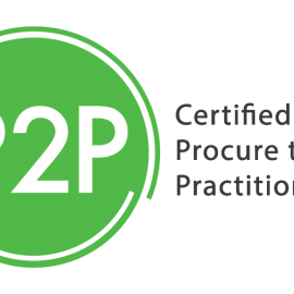 NEW Certification: P2P Practitioner